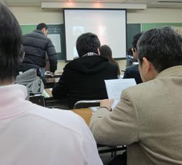 村岡秀明先生のデンチャー学術講演会