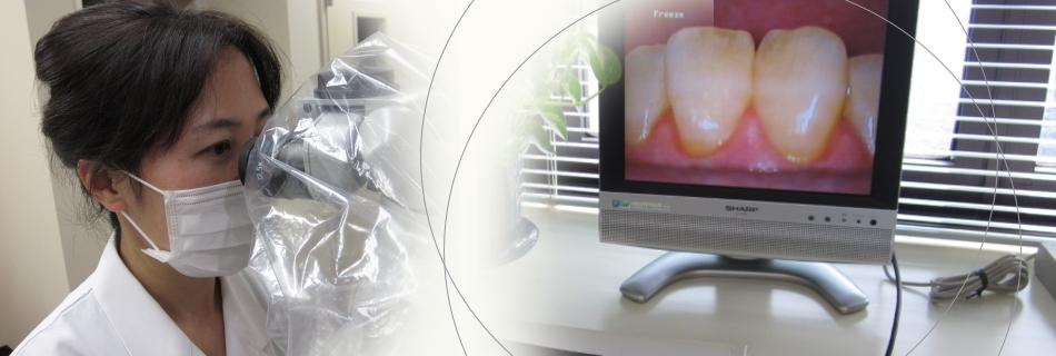審美歯科治療と口腔環境を守る治療 (むし歯と歯周病予防)に力を入れています