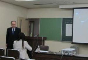 村岡秀明先生のパーシャルデンチャー学術講習会