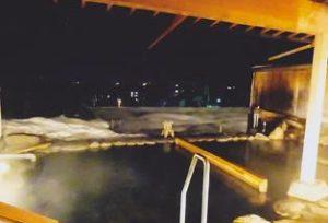 ホテル太閤の露天風呂