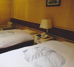 ホテル太閤の部屋